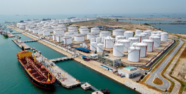 STORAGE AND TRANSLOADING OF OIL PRODUCTS
